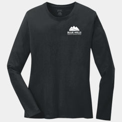 Computer Technology - Ladies Long Sleeve 5.4 oz 100% Cotton T Shirt - BH Thumbnail